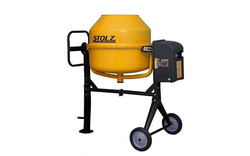 Бетоносмеситель электрический Stolz JS200H 1000 Вт 200 литров