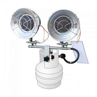 Газовый обогреватель ELEKON POWER TT-30S 9 кВт