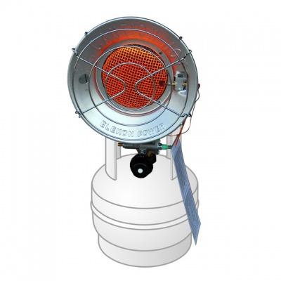 Газовый обогреватель ELEKON POWER TT-15S 4.5 кВт