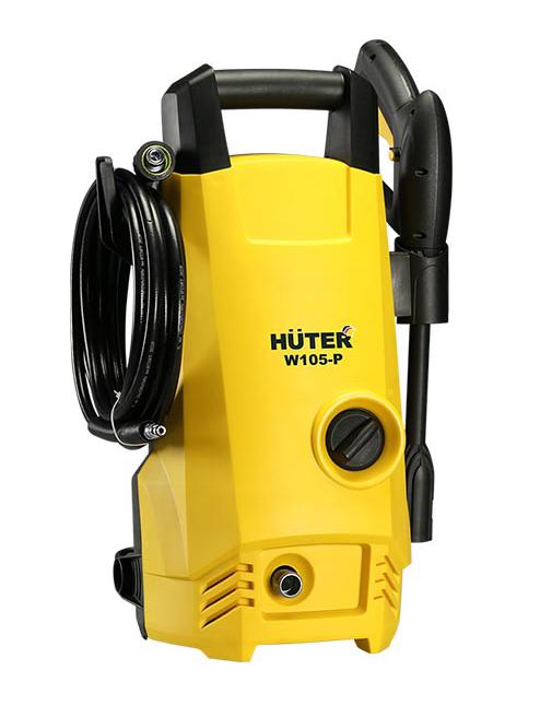 Мойка высокого давления Huter W-105P (1400 Вт, 105 бар, 6 л/мин)