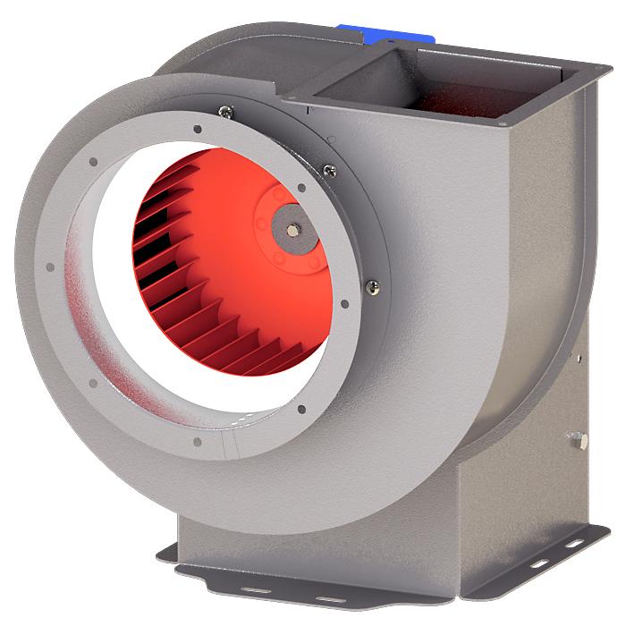 Вентилятор центробежный среднего давления ВЦ 14-46-4 7,5 кВт 380В