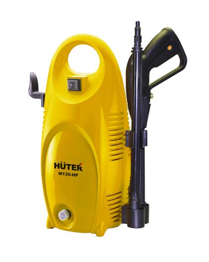 Мойка высокого давления Huter M135-НР (1650 Вт, 135 бар, 6 л/мин)