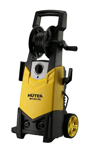 Мойка высокого давления Huter W165-QL (1900 Вт, 165 бар, 6 л/мин)