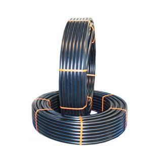 Труба полиэтиленовая ПНД РЕ100 25х2мм PN12,5 (Джилекс)