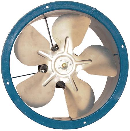 Вентилятор осевой Тепломаш ВО-2